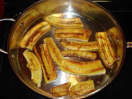 Cooking Plantains