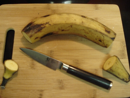 Plantain Ends