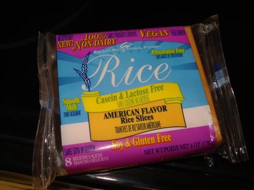 Rice Vegan - American