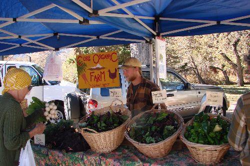 Boulder Farmers Market