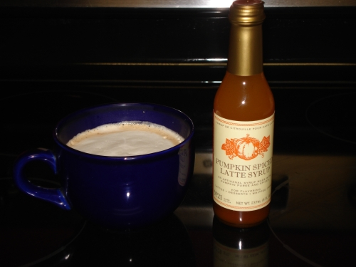 Williams Sonoma Pumpkin Spice Latte Syrup